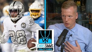 NFL Week 10 Game Review: Chargers vs. Raiders | Chris Simms Unbuttoned | NBC Sports