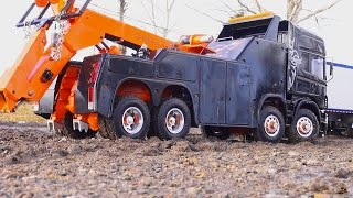 Rc Adventures - Tamiya Semi Trucks And Heavy Haulers
