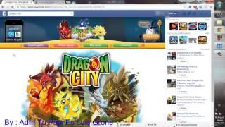 ✫ Dragón City Hack de gemas Infinitas