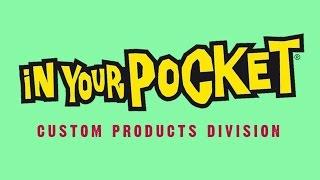 Custom In Your Pocket Talking Key Chain PROMO