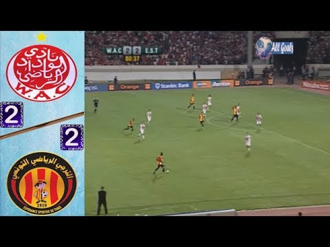 Wydad 2-2 TARAJI All Goals & Highlights Ligue des champions CAF 14/08/2011