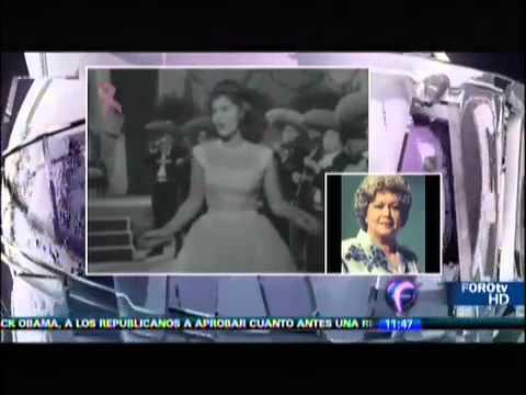 MUERE ANA BERTHA LEPE A LOS 89 AÑOS 24 OCTUBRE 2013 ACTRIZ CINE MEXICANO