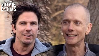 The Bye Bye Man | On-set visit with Doug Jones 'Bye Bye Man' & Michael Trucco 'Virgil'