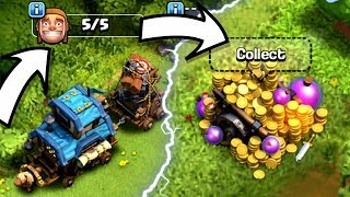 I HAVEN'T LOGGED IN SINCE THE UPDATE!! - Clash Of Clans thumbnail