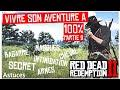 🃏Guide: Vivre son Aventure à 200% | Red Dead Redemption 2 | Conseils & Astuces