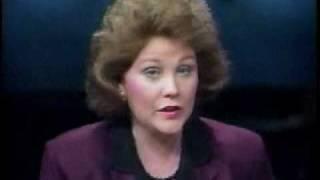 WXYZ Detroit October 22 1988: Mary Conway