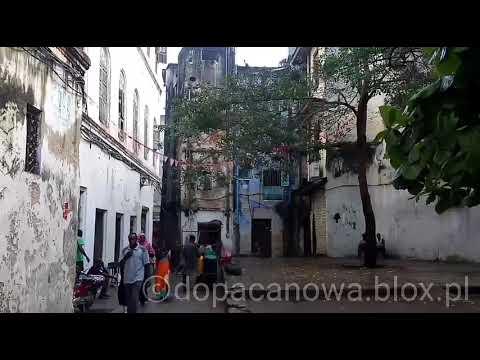 Tanzania, Zanzibar, Stone City