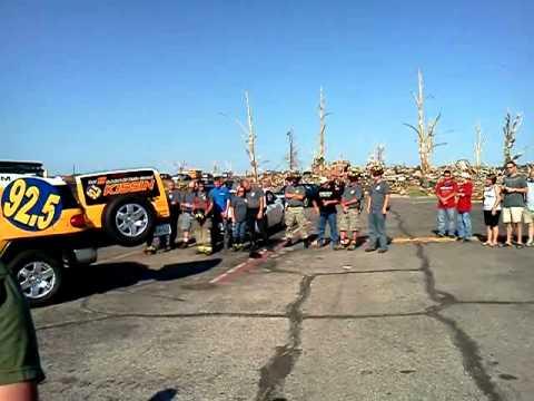 Joplin Tornado Relief: Moment of Silence 5/29/11