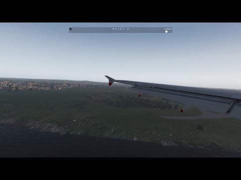 X-Plane 11 - Flight Factor a320