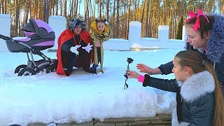 СОРВАЛИ ВЕЧНУЮ РОЗУ ВАМПИРОВ! // Леди Диана