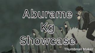 Aburame kg moveset-roblox Beyond
