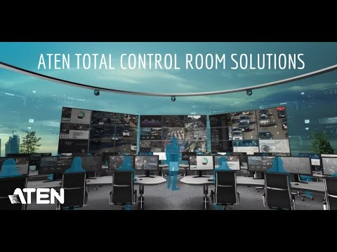 ATEN Total Control Room Solutions