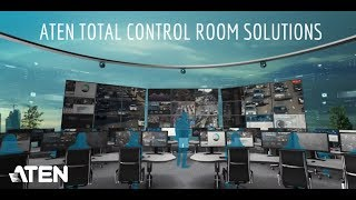 ATEN Total Control Room Solutions thumbnail
