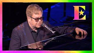 Elton John - Prince Dedication