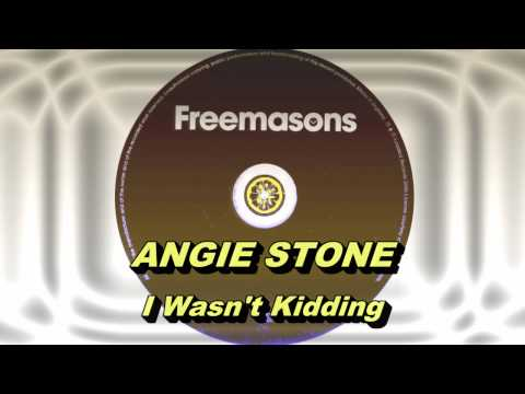 Angie Stone - I Wasn't Kidding (Freemasons Extended Club Mix) HD Full Mix