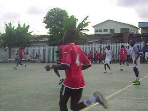 GHANA PRISONS HANDBALL VRS GHANA POLICE HANDBALL CLUB