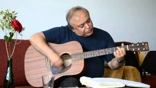 "OKTAY KOCAMAZ performed ""STATELINE  BLUES"" from STEPHEN  STILLS"""