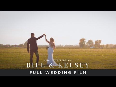 Country Farm Wedding In Niagara On The Lake, Ontario
