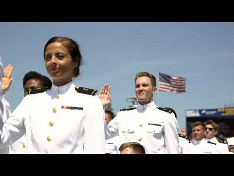 President Trump Delivers Remarks at the United States Naval