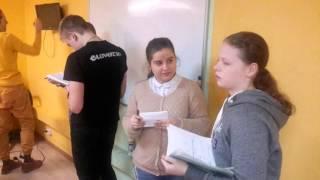 Фрагмент открытого урока английского языка в группе Intermediate 2 , 13-15 лет
