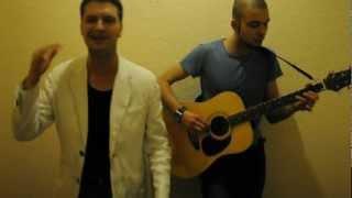 Бумбокс - Та Что (acoustic cover by Ins and Eddy).AVI(Записали кавер Вокал - Инс (Павленко Влад) Гитара - Eddy (Вихарев Эдуард), 2012-07-11T00:33:37.000Z)