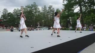 平成28年9月17日(土)11時から開催されたリニア京都誘致イベントに京都...