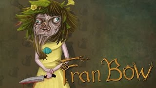 what the heck happened to my face   fran bow 7