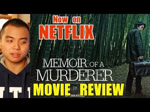 Now on Netflix – Memoir of a Murderer (MOVIE REVIEW)