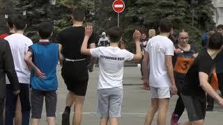 23 этап - команды школ (с 51места и ниже)-75 областная эстафета г.Ульяновск 2018г.