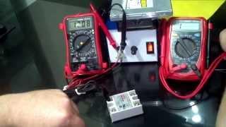 Solid state relay Fotek SSR Easy Test