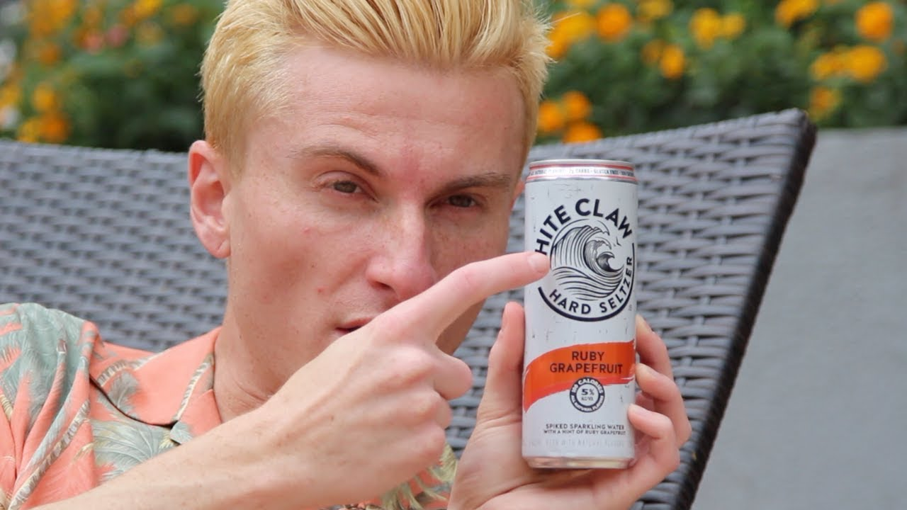*drinks White Claw once* - YouTube