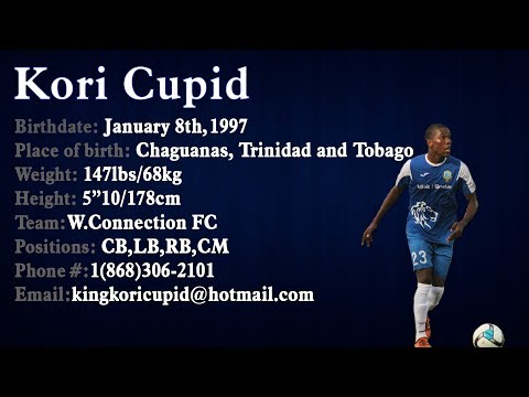 Kori Cupid, Presentation College, San Fernando, Football highlights 2016