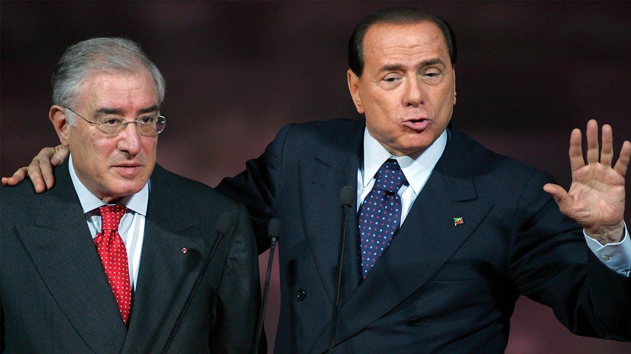 Antonio Ingroia: La riabilitazione di Silvio Berlusconi