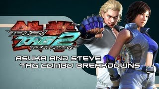 Tag Combo Breakdowns: Asuka/Steve