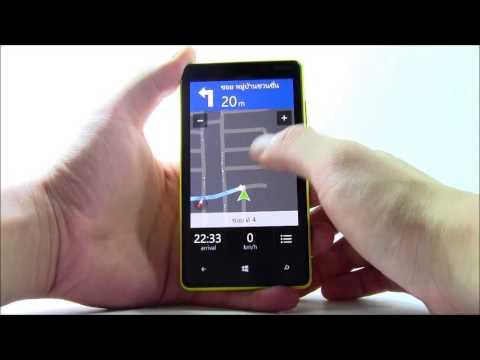 [ Review ] : Nokia Lumia 820 (พากย์ไทย)
