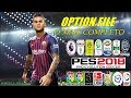 OPTION FILE - PES 2018 PS3 - O MAIS COMPLETO -  TRANSFERÊNCIAS 2018/2019