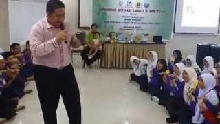 Program Target A SPM 2014 - Yayasan Pelajaran MARA Perak (LDK : Paku Payung)
