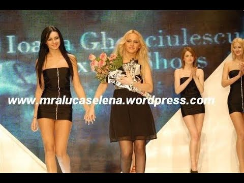 Bucharest fashion week 2010-Ioana Ghenciulescu - Luxury shoes