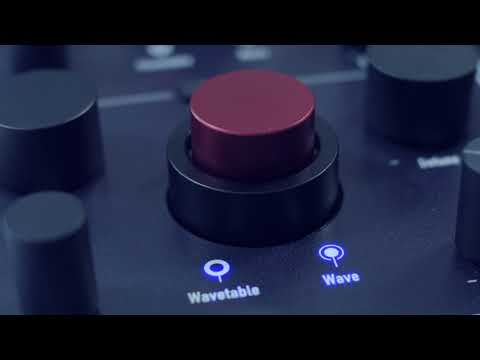 Waldorf M Wavetable Synthesizer Trailer