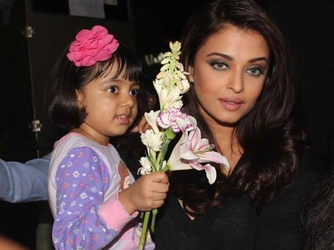 AISHWARYA RAI Celebrates Daughter AARADHYA's Birthday, AARADHYA Bachchan's Birthday 2016 Mp3