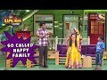 Chandu's So Called Happy Family - The Kapil Sharma Show