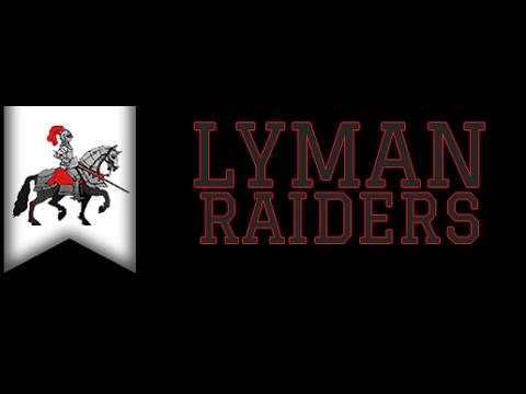 Lyman Raiders vs. Faith Longhorns
