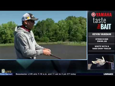 Taste the Bait: Dustin Connell and Kevin VanDam on Ross Barnett