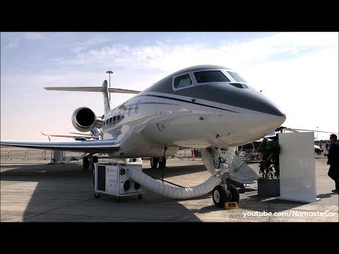 Gulfstream G650 ER 2019 | India Exclusive | Real-life review