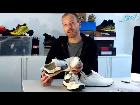 Test: Adidas Terrex Two Boa, Trailrunningschuhe - YouTube