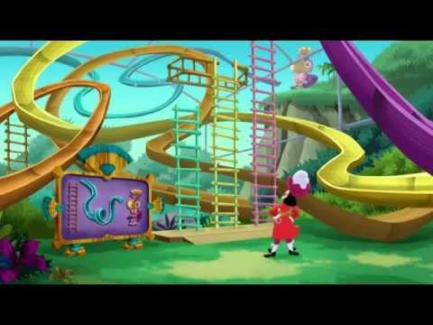 Джейк и пираты Нетландии - Птицы одного гнезда!/ Сокровище: покажи и расскажи! - Серия 18, Сезон 1
