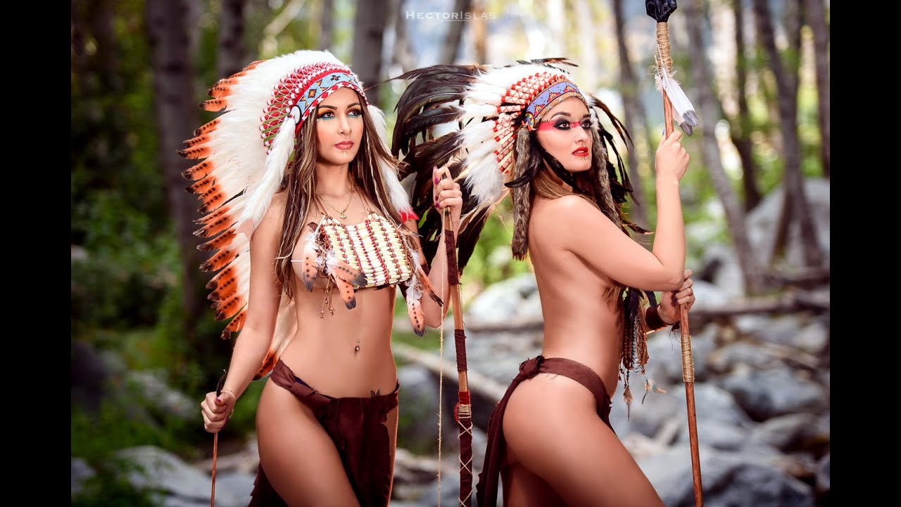 Sexy native girls