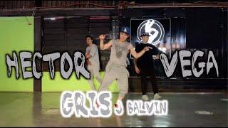 J Balvin - Gris | Hector Vega