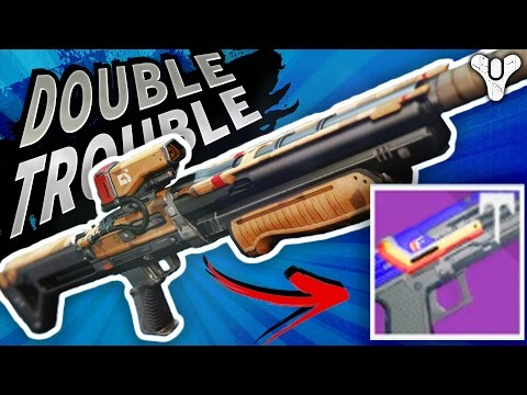 DOUBLE TROUBLE!  Universal Remote + Wormwood Combo | Destiny (Rise of Iron)