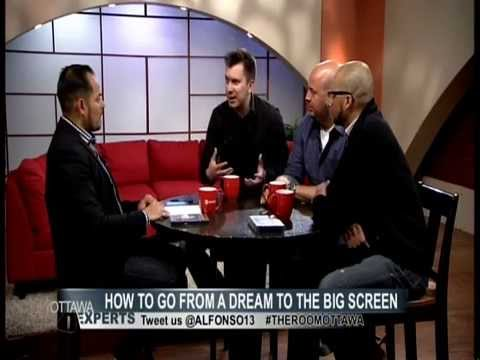 """""""A Room Full Of Spoons """" on Ottawa Experts (How to go from a dream to the big screen) Alfonso Cuadra"""